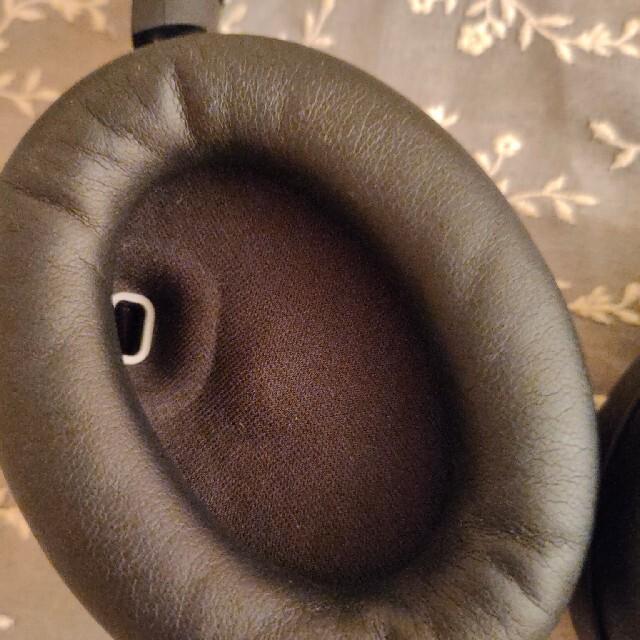 SONY(ソニー)のSony WH1000XM4 黒 スマホ/家電/カメラのオーディオ機器(ヘッドフォン/イヤフォン)の商品写真