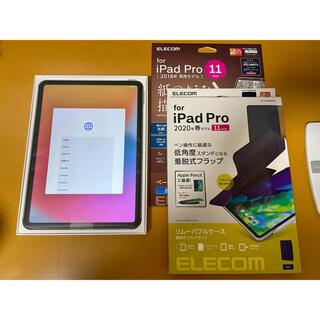iPad - 新品 3点セット iPad Pro 11インチ ペーパーライクフィルム ケース