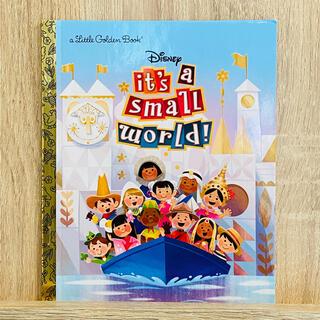 ディズニー(Disney)のディズニー英語絵本 キッズ洋書 It's a Small World(絵本/児童書)