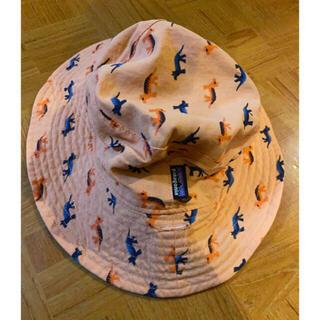 patagonia - patagonia キッズ 帽子