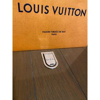 LOUIS VUITTON - ★美品★定番★ LOUIS VUITTON ルイヴィトン マネークリップ 鑑定済