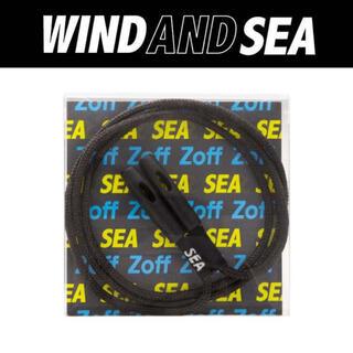 シー(SEA)のZoff × WIND AND SEA グラスコード メガネチェーン キムタク (サングラス/メガネ)
