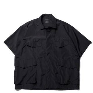 COMOLI - daiwapier39 Tech French Mil Field Shirts
