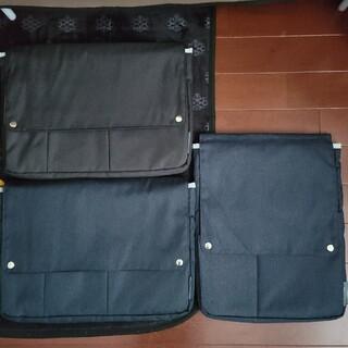コクヨ(コクヨ)のKOKUYO バッグインバッグ Bizrack up A4横2個 A4縦1個(ビジネスバッグ)