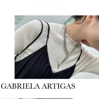L'Appartement DEUXIEME CLASSE - Gabriela Artigas/ガブリエラ アルティガスシルバーネックレス新品