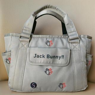 パーリーゲイツ(PEARLY GATES)のJack Bunny ジャックバニー PEARLY GATES カートバッグ (バッグ)
