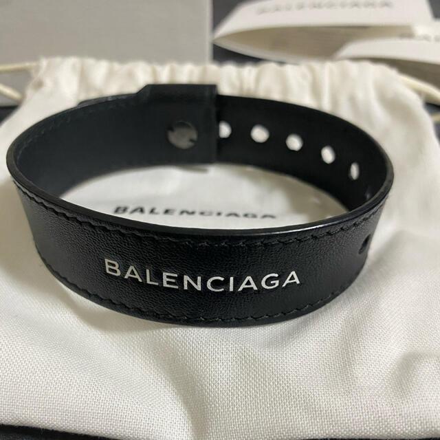 Balenciaga(バレンシアガ)のbalenciaga  バレンシアガ  正規品 最安値 メンズのアクセサリー(バングル/リストバンド)の商品写真