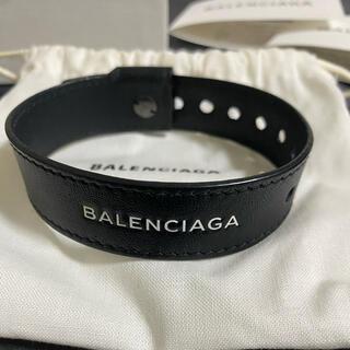 バレンシアガ(Balenciaga)のbalenciaga  バレンシアガ  正規品 最安値(バングル/リストバンド)