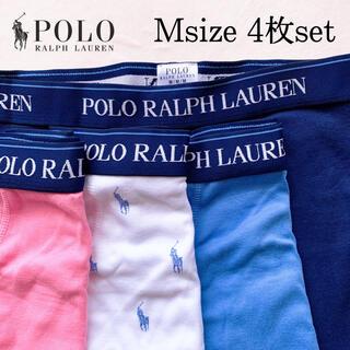 POLO RALPH LAUREN - 新品 ポロラルフローレン POLO RALPH LAUREN M ボクサーパンツ