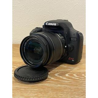Canon - Canon EOS Kiss X3 レンズキット ソフトカバー レンズガード