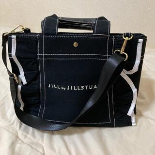 JILL by JILLSTUART - ジルバイジルスチュアート フリルトートバック  大