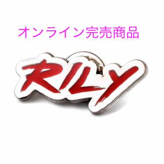 Lily - 限定1点価格【新品】最安値 RILY 三代目JSB 今市隆二 ピンバッチ