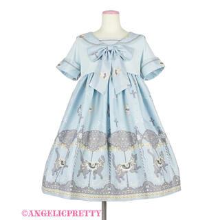 Angelic Pretty - Dream Cat Go Roundカットワンピース