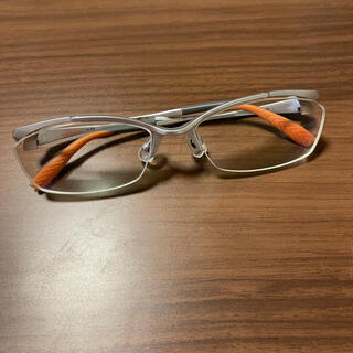Zoff - メガネ 度入り 0.01対応 紫外線カット付き