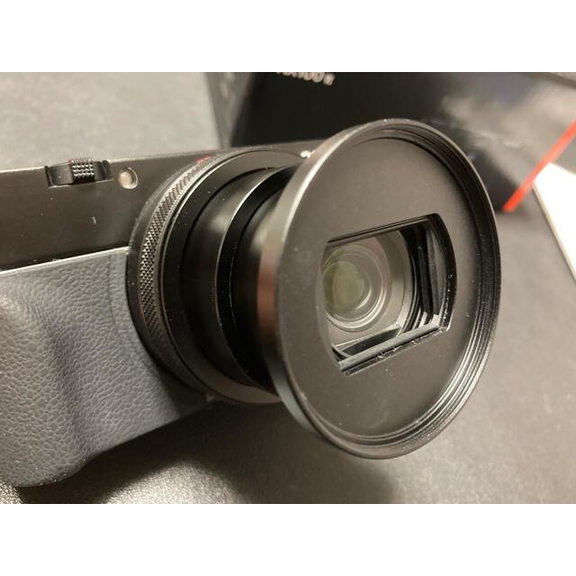 SONY(ソニー)のめいめい様専用 SONY RX100VI  美品/フィルターアダプタ付 スマホ/家電/カメラのカメラ(コンパクトデジタルカメラ)の商品写真