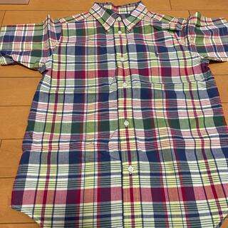ラルフローレン(Ralph Lauren)のラルフローレンチェックシャツサイズ7(ブラウス)