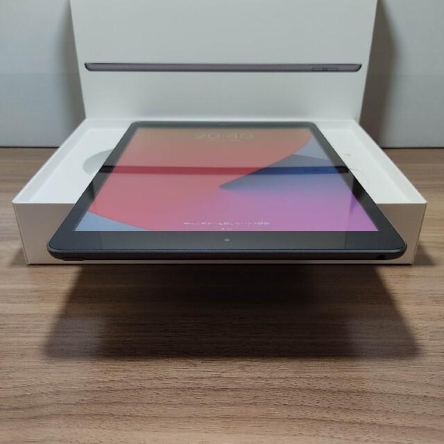 Apple(アップル)の美品 Ipad 第7世代 Model Wifi 32GB スマホ/家電/カメラのPC/タブレット(タブレット)の商品写真