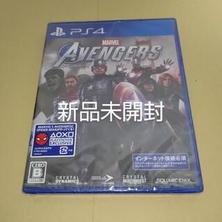 PlayStation4 - PS4 マーベル アベンジャーズ MARVEL Avengers