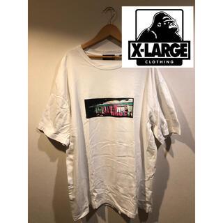 XLARGE - 【早い者勝ち】XLARGE print tee 【激かわ】