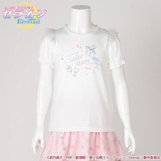 mezzo piano - メゾピアノ☆セーラームーンTシャツ☆120
