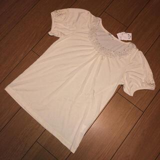 アクシーズファム(axes femme)のトップス Tシャツ インナー カットソー(Tシャツ(半袖/袖なし))
