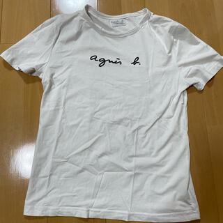 agnes b. - アニエスベー agnes b. ティーシャツ Tシャツ ロゴT 半袖