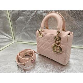 Christian Dior - クリスチャンディオール マイ レディディオール カナージュ 2way バッグ