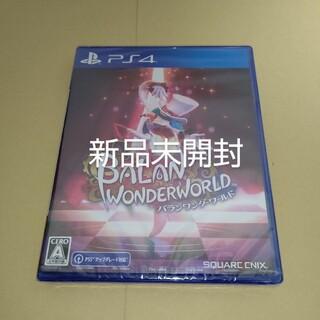 PlayStation4 - バランワンダーワールド PS4