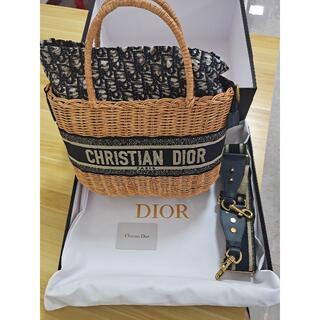 Dior - Christian Dior ディオール カゴバッグ
