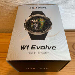 Shot Navi  W1 Evolve