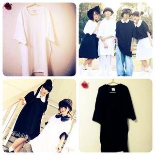 サンニブ風!ビッグTシャツ(Tシャツ(半袖/袖なし))