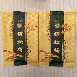 錦松梅✖️2(漬物)