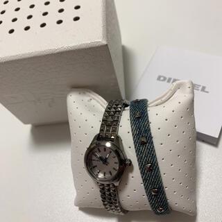 ディーゼル(DIESEL)のDIESEL 腕時計 2連(腕時計)