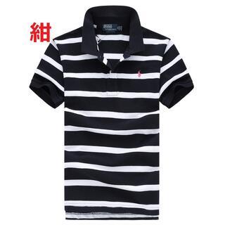 ポロラルフローレン(POLO RALPH LAUREN)の高品質男性用ポロ ラルフローレンポロシャツ6色(ポロシャツ)