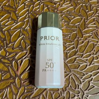 PRIOR - プリオール  おしろい美白乳液