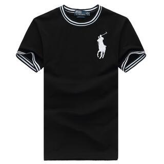 ポロラルフローレン(POLO RALPH LAUREN)の高品質男性用ポロ ラルフローレンTシャツ6色(Tシャツ/カットソー(半袖/袖なし))