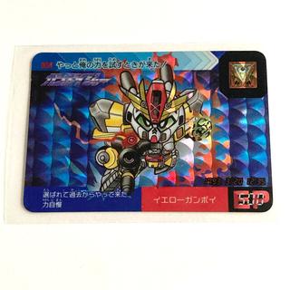 バンダイ(BANDAI)のSDガンダム カードダス ガンボイジャー イエローガンボイ キラ No.004(シングルカード)
