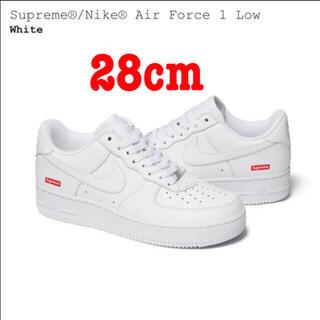 Supreme - Supreme Nike Air Force 1 28cm