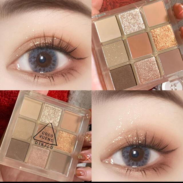 韓国コスメ アイシャドウ コスメ/美容のベースメイク/化粧品(アイシャドウ)の商品写真