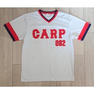 広島東洋カープ - 【限定 完売品】広島 カープ タワーレコード ユニフォーム Tシャツ サイズL