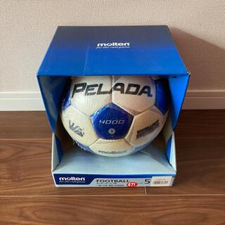 モルテン(molten)のmolten サッカーボール 5号 PELADA 4000(ボール)