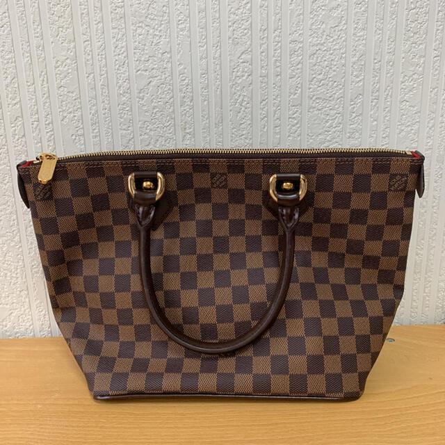 LOUIS VUITTON(ルイヴィトン)のルイヴィトン サレヤ ダミエ 未使用品 レディースのバッグ(ハンドバッグ)の商品写真