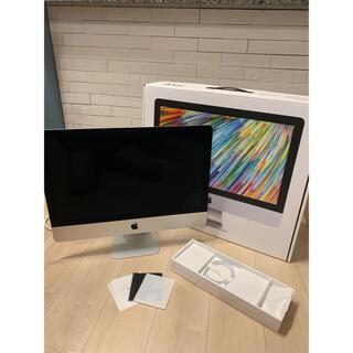 Mac (Apple) - 【美品】iMac  (Retina 4K, 21.5-inch,2019)