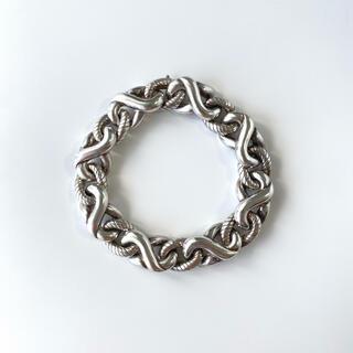 Hermes - Vintage HERMES Chaka Chain Bracelet