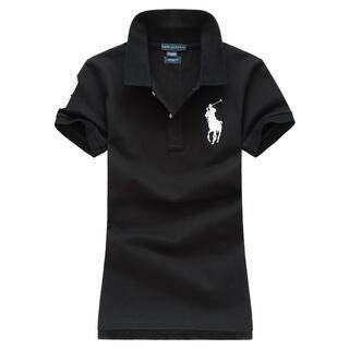 ポロラルフローレン(POLO RALPH LAUREN)の高品質女性用ポロ ラルフローレンポロシャツ7色(ポロシャツ)