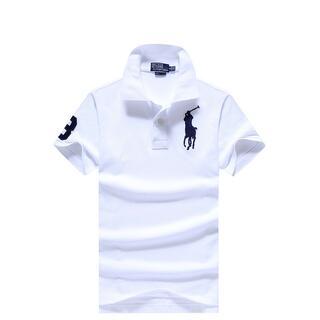 ポロラルフローレン(POLO RALPH LAUREN)の高品質男性用ポロ ラルフローレンポロシャツ17色(ポロシャツ)