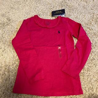 ポロラルフローレン(POLO RALPH LAUREN)のラルフローレン 女児 ガールズ 130cm ロングTシャツ(Tシャツ/カットソー)