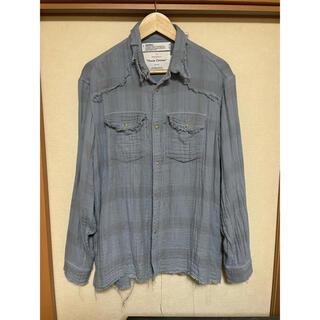 JOHN LAWRENCE SULLIVAN - DAIRIKU Triple Gauze Check  Shirt