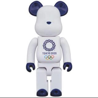 MEDICOM TOY - BE@RBRICK  東京2020オリンピックエンブレム 1000% 優勝