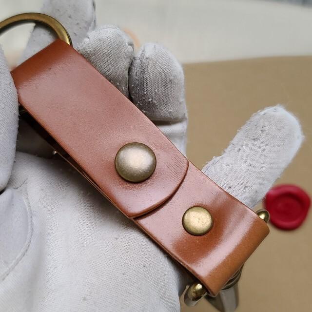シェルコードバン Wildswans ガンゾ ganzo 土屋鞄 万双 ポーター メンズのファッション小物(キーケース)の商品写真